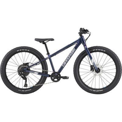 Vélo Enfant Cannondale Cujo Race 24+ Bleu 2020