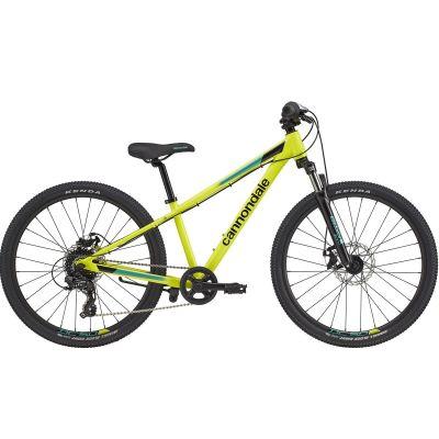 Vélo Enfant Cannondale Trail 24 Jaune 2020