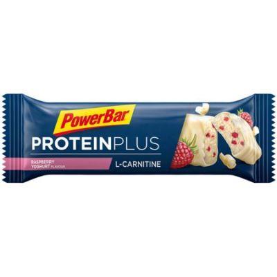 Barre de récupération PowerBar ProteinPlus L-Carnitin 35 g Framboise