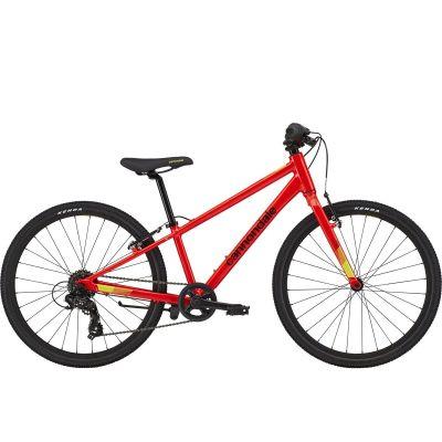 Vélo Enfant Cannondale Quick 24 Rouge 2020