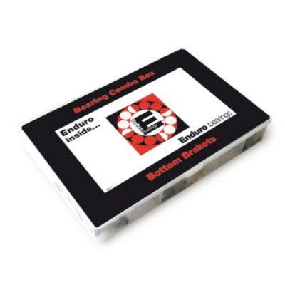 Boîte de roulements Enduro Bearing Box Boîtiers de pédalier