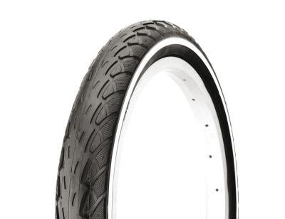 Pneu Deli Tire Slick 20 x 1.75 SA-206 TR Noir