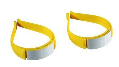 Cercle/Pince pantalon Sécurité avec réflecteur (Paire)