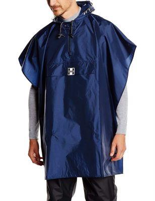 Poncho imperméable Hock Rain Care Bleu Marine