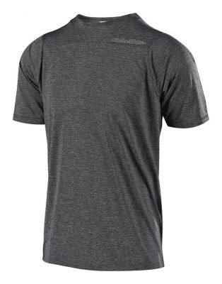 Maillot Troy Lee Designs Skyline Solid Heather Gray