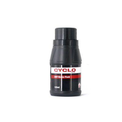 Liquide de frein Weldtite Cyclo DOT 125 ml