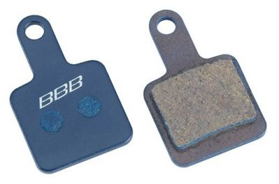 Plaquettes BBB comp. Tektro SUB/e-sub/Twin/Volans/SR Suntour mécaniques organiques - BBS-77