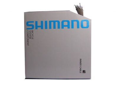 Câble de dérailleur Shimano inox 1,2x2100 mm (x 100)