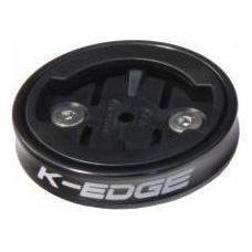 Support GPS k-edge gravity de capot de potence pour garmin noir