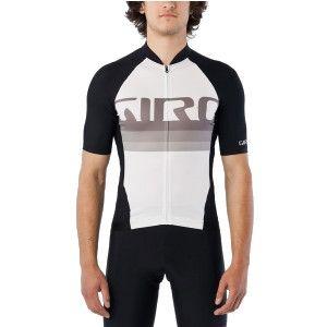 Maillot Giro Chrono Pro Blanc/Titane