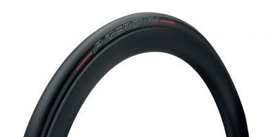 Pneu 700 x 23 Pirelli P ZERO Velo TT TS Noir/Rouge