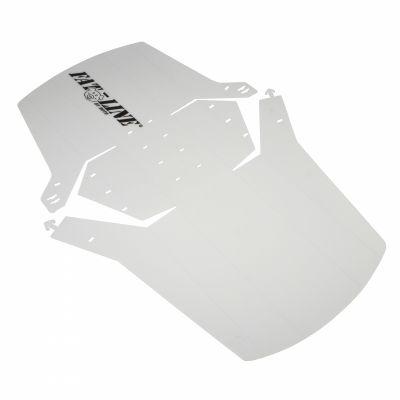 Garde-boue AV VTT Fat Bike / 27.5+ Roto Blanc
