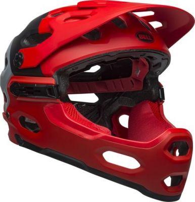 Casque Bell Super 3R MIPS Rouge Crimson