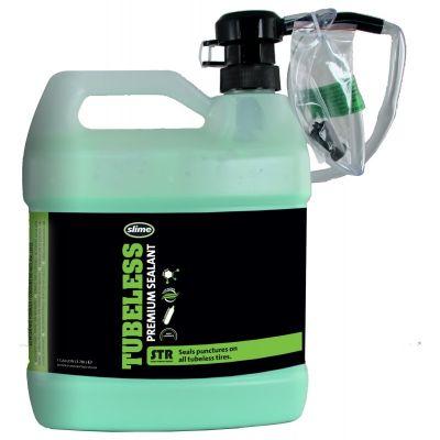 Préventif Slime Premium Sealant pneu Tubeless 3,8 litres (sans ammoniaque)