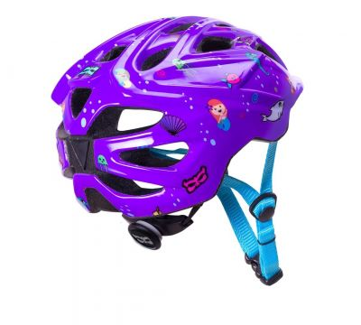 Casque Kali Protectives Chakra Child Mermaid Violet
