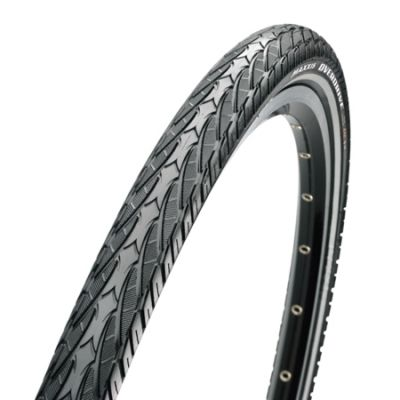 Pneu Maxxis OverDrive 700 x 38C Single MaxxProtect TR Noir