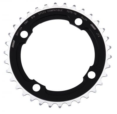 Plateau BBB VTT RoundAbout 4 branches 34T/104 - BCR-05