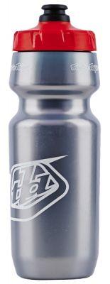 Bidon Troy Lee Designs History Logo Silver