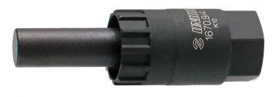 Clé de cassette Unior avec goupille 12 mm comp. Shimano 1670.9/4