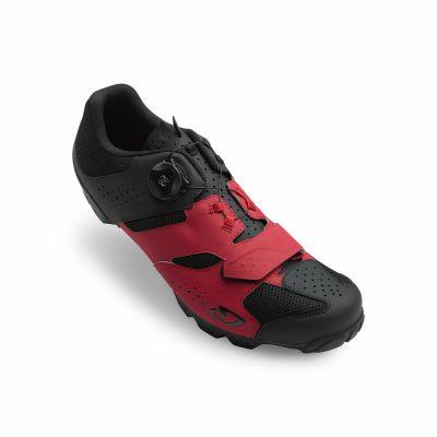 Chaussures VTT Giro CYLINDER M Rouge Dark/Noir