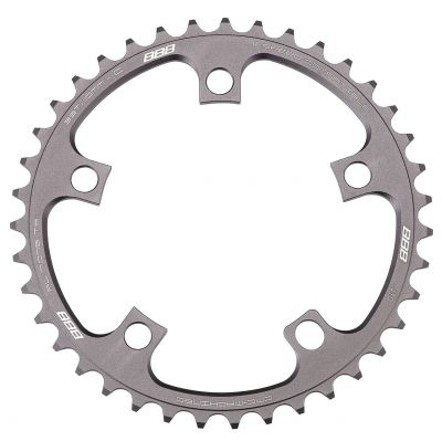 Plateau BBB CompactGear compatible Campagnolo compact 11V 39T/110 - BCR-33C