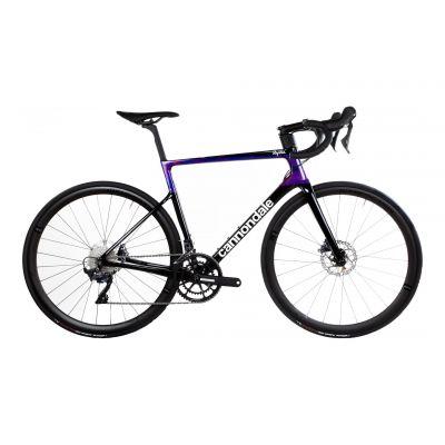 Vélo Route Cannondale SuperSix EVO Hi-Mod Disc Shimano Ultegra Team Replica 2020