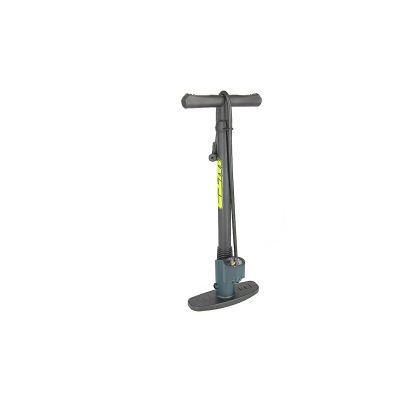 Pompe à pied WTP corps plastique avec manomètre