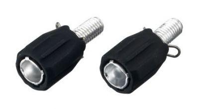 Butée réglable BBB Adjuster pour câbles dérailleur (x2) Noir - BCB-93