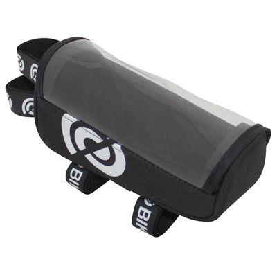 Sacoche de tube supérieur BikeRibbon Side 0,67 L Noir