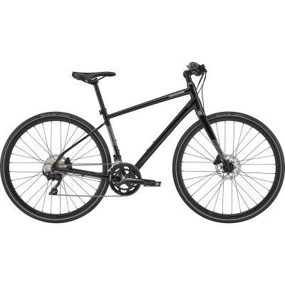 Vélo fitness Cannondale Quick Disc 1 Noir 2020