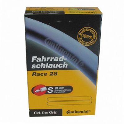 Chambre à air Continental Race 700 x 18/25C Presta 42 mm
