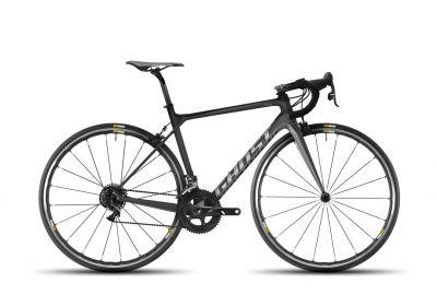 Vélo de route Ghost Nivolet 7 UC Gris/Noir