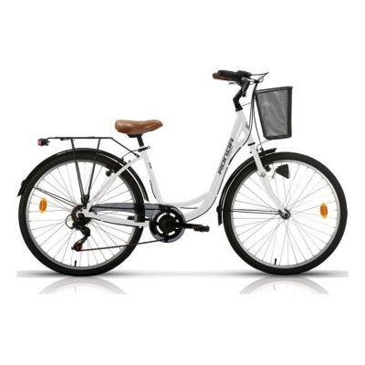 Vélo Urbain Megamo Ronda 26'' Blanc 2020