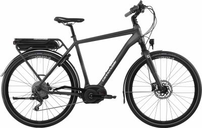 Vélo électrique Cannondale Mavaro Performance 4 Bosch 500 Wh Anthracite