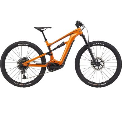 VTT Électrique Cannondale Habit Neo 3 Orange 2020
