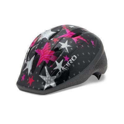 Casque Giro RODEO Noir/Rose star