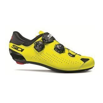 Chaussures Route Sidi Genius 10 Jaune
