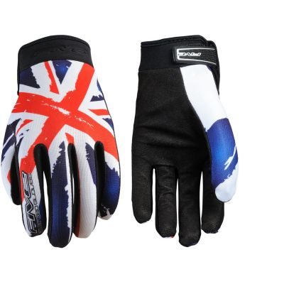 Gants Five Planet Patriot Angleterre