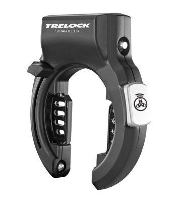 Antivol de cadre connecté Trelock SL 460 Smartlock compatible Android Noir