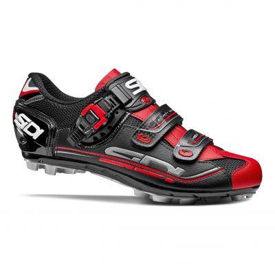 Chaussures VTT Sidi Eagle 7 SR Noir/Rouge