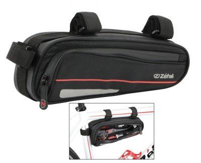 Sacoche de cadre Zéfal Z Frame Pack 1,3 L Noir