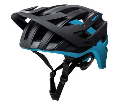 Casque Kali Protectives Interceptor Dual Bleu Mat