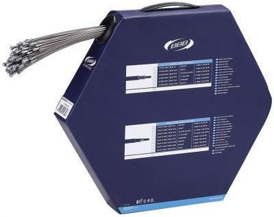 Boîte de 100 câbles frein route BBB type Shimano BrakeWire 1.5x1700 mm - BCB-43SR