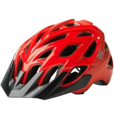Casque Kali Protectives Chakra Logo Rouge