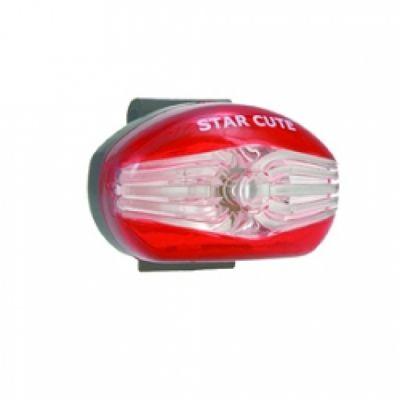 Éclairage arrière Spanninga Star Cute 10 Lumen À piles