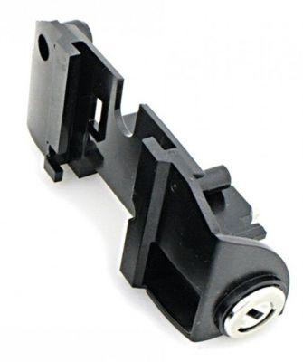 Serrure de batterie Bosch 2 pour montage porte-bagages