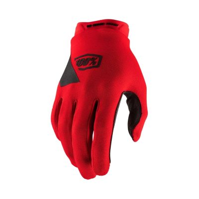 Gants 100% Ridecamp Red