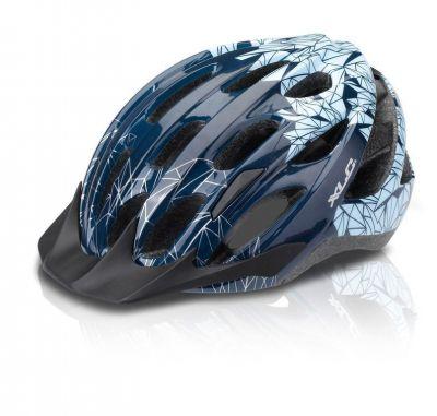 Casque vélo XLC BH-C20 Bleu Prism