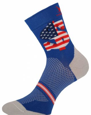 Chaussettes Ventura Socks Carbone Nation USA Dollars