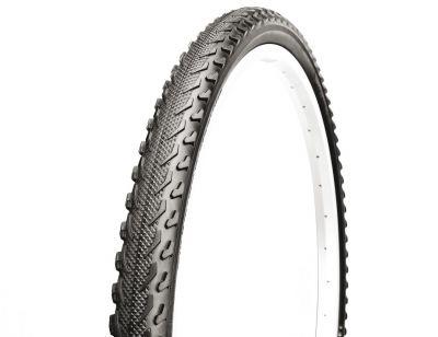 Pneu semi-slick Deli Tire 26 x 1.90 SA-207 TR Noir